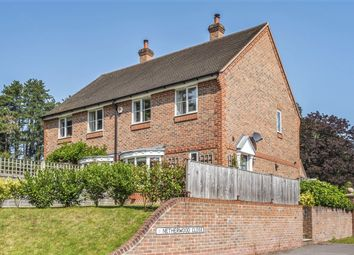 Thumbnail 3 bed semi-detached house for sale in Netherwood Close, Midhurst