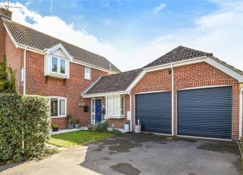 Thumbnail 4 bed detached house for sale in The Ridings, Waltham Chase, Southampton, Hampshire
