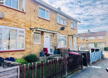 Thumbnail 3 bed terraced house to rent in Oxford Road, Crawley