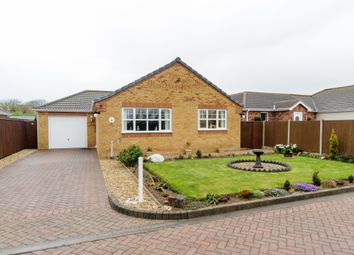Thumbnail 2 bed detached bungalow for sale in Church View, Trusthorpe, Mablethorpe