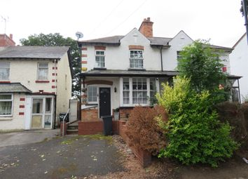 Thumbnail 2 bed semi-detached house for sale in Kingsbury Road, Erdington, Birmingham