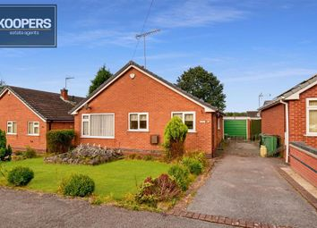 Thumbnail 3 bed detached bungalow for sale in Alfred Street, Alfreton