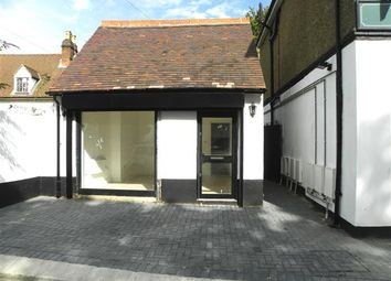 Thumbnail Commercial property for sale in High Street, Iver