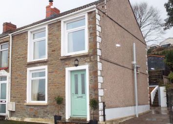 Thumbnail 2 bed end terrace house for sale in 1 Tanybryn Terrace, Penclawd, Swansea