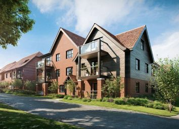Thumbnail 2 bed flat for sale in Stanbridge Earls, Romsey