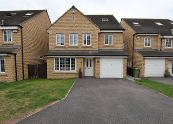 Thumbnail 4 bed detached house for sale in Sliverwood Road, Woolley Grange, Barnsley