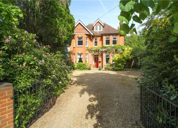 Thumbnail 6 bed detached house for sale in The Avenue, Camberley, Surrey