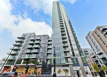 Thumbnail 2 bed property for sale in Skyline Tower, Woodberry Down