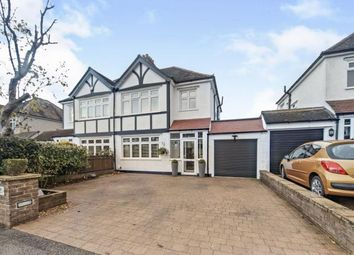 Thumbnail 4 bed semi-detached house for sale in The Mount, Coulsdon