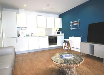 Thumbnail 2 bed flat to rent in New Gun Wharf, London