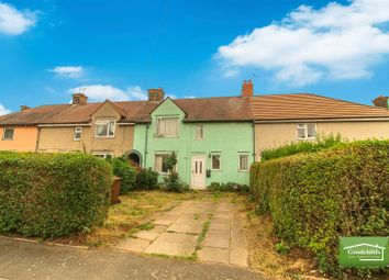 Thumbnail 3 bed terraced house for sale in Hatherton Street, Stafford