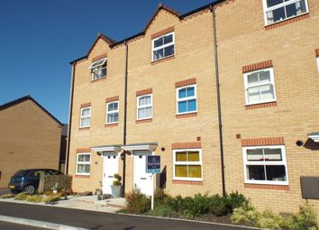 Thumbnail 4 bedroom terraced house to rent in Cornflower Drive, Evesham