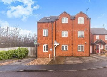 Thumbnail 2 bed flat for sale in Castle Croft, Castle Gresley, Swadlincote