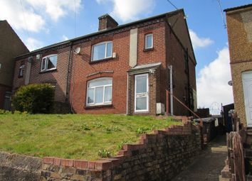 Thumbnail 4 bed terraced house to rent in Turners Road South, Luton
