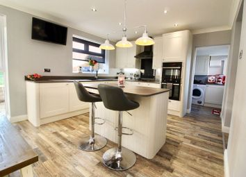 Thumbnail 3 bed semi-detached house for sale in Bampton Road, Llanrumney, Cardiff