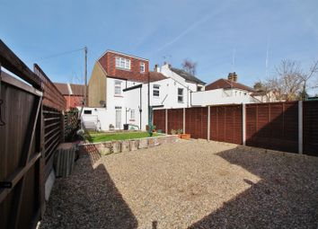 Thumbnail 4 bed end terrace house for sale in Broomfield Road, Swanscombe