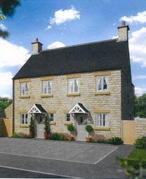 Thumbnail 2 bed terraced house for sale in Amberley Park, London Road, Tetbury, Glos