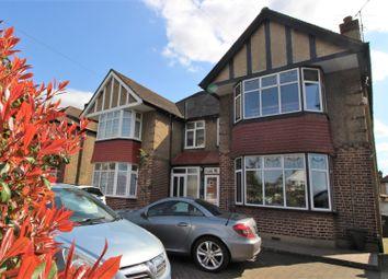 Thumbnail 3 bed semi-detached house for sale in Bullsmoor Lane, Enfield
