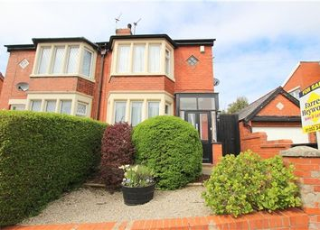 Thumbnail 2 bed property for sale in Bardsway Avenue, Blackpool