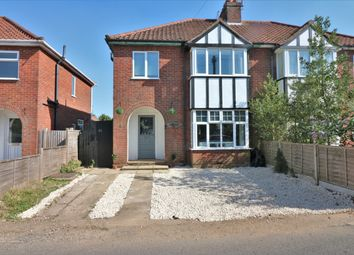 Thumbnail 3 bed semi-detached house for sale in Theatre Street, Dereham