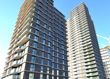 Thumbnail 1 bed flat to rent in Glasshouse Gardens, Lantana Heights, Stratford, London