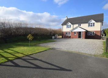 Thumbnail 4 bed detached house for sale in Cottage Gardens, Lewannick, Launceston
