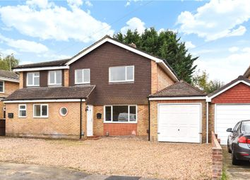 Thumbnail 5 bed detached house for sale in Kevins Drive, Yateley, Hampshire