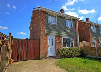Thumbnail 3 bed detached house to rent in Newstead Close, Selston