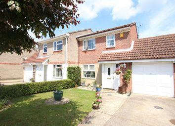 Thumbnail 3 bed semi-detached house for sale in Abinger Close, Clacton-On-Sea