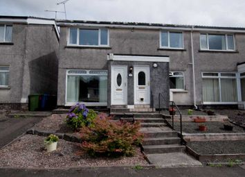 Thumbnail 2 bed flat for sale in 10 Woodside Road, Tullibody 2Qw, UK