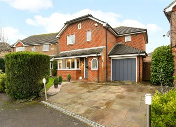 Thumbnail 4 bed detached house for sale in Catlin Gardens, Godstone, Surrey