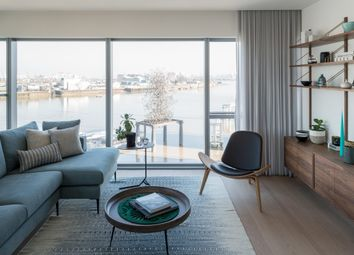 Thumbnail 3 bed flat for sale in State Of Craft Apartments, Greenwich Peninsula, London
