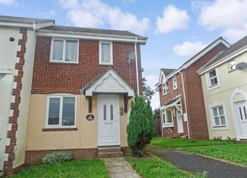 2 bed end terrace house for sale in Kings Coombe Drive, Kingsteignton, Newton Abbot TQ12