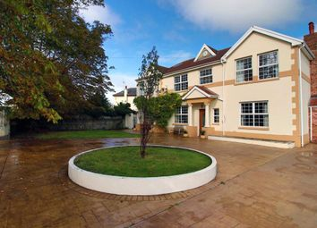 Thumbnail 7 bed detached house for sale in The Clock House, Old Village Lane, Nottage, Porthcawl