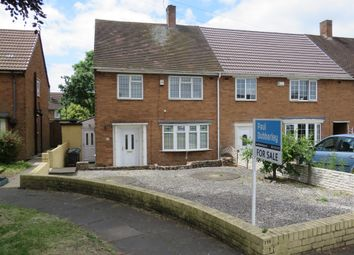 Thumbnail 3 bedroom semi-detached house for sale in Clarkes Lane, West Bromwich