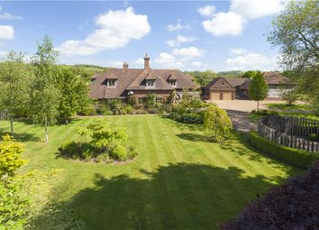 Thumbnail 5 bed equestrian property for sale in Monks Horton, Ashford
