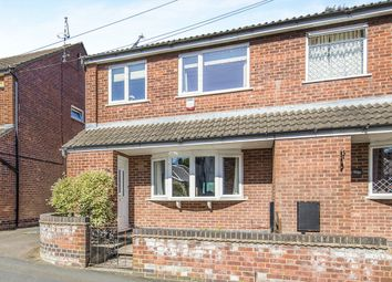 Thumbnail 3 bed semi-detached house for sale in Vicarage Street, Earl Shilton, Leicester