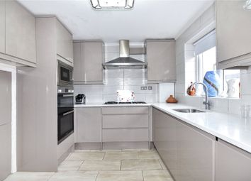 Thumbnail 3 bed flat for sale in Radcliffe Way, Northolt, Middlesex