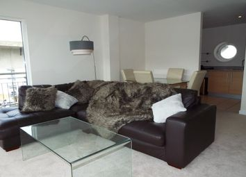 Thumbnail 1 bed flat to rent in Victoria Wharf Watkiss Way, Cardiff