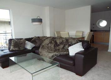 Thumbnail 1 bedroom flat to rent in Victoria Wharf Watkiss Way, Cardiff