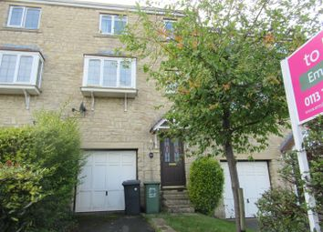 Thumbnail 3 bed town house to rent in Great North Road, Micklefield, Leeds