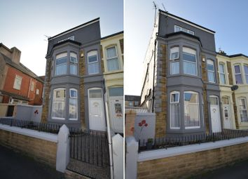 Thumbnail 5 bed end terrace house for sale in Bright Street, Blackpool
