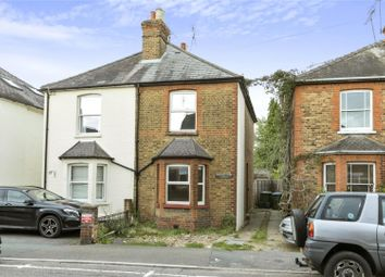 Thumbnail 2 bedroom semi-detached house for sale in Anyards Road, Cobham, Surrey