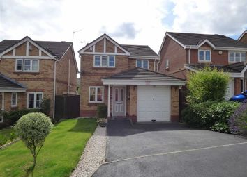 Thumbnail 3 bedroom detached house for sale in Overton Close, Longton, Stoke-On-Trent