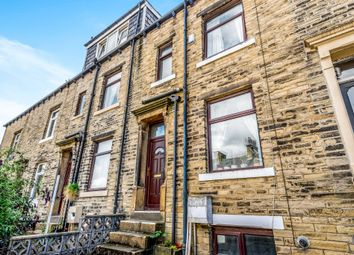 Thumbnail 3 bed terraced house for sale in Glen Terrace, Savile Park, Halifax