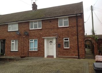 Thumbnail 3 bed semi-detached house for sale in The Chase, Boreham, Chelmsford, Essex