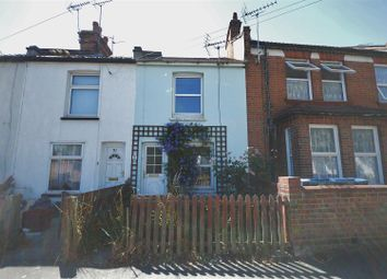 Thumbnail 2 bed terraced house to rent in Coppins Road, Clacton-On-Sea