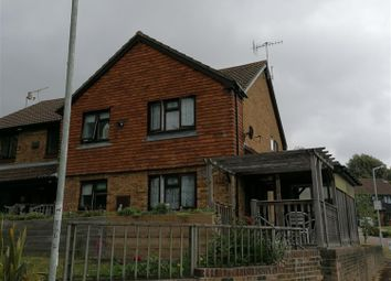 Thumbnail 1 bed end terrace house to rent in Turnpike Hill, Hythe, Kent