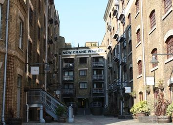 Thumbnail 1 bed property to rent in The Laundry Box, New Crane Place, Wapping, London