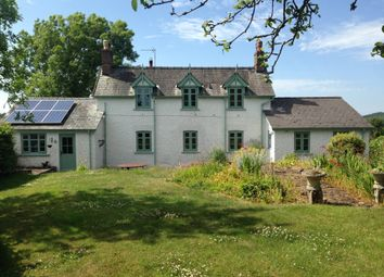 Thumbnail 4 bed detached house to rent in St. Maughans, Monmouth